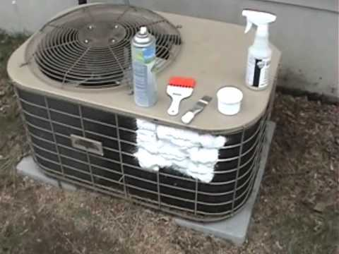 Air Conditioning Coil Cleaning In St